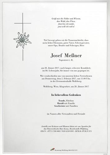 Josef Messner