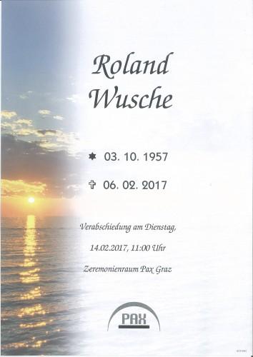 Roland Wusche