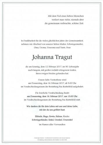Johanna Tragut
