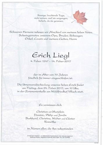 Erich Liegl