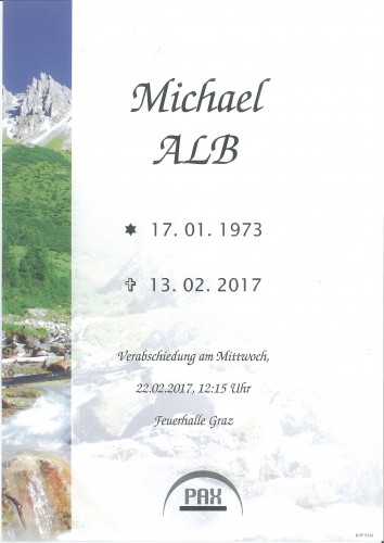 Michael Alb