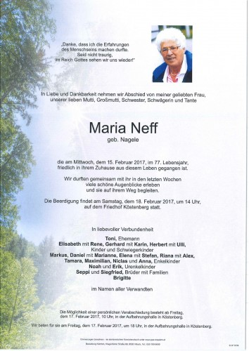Maria Neff