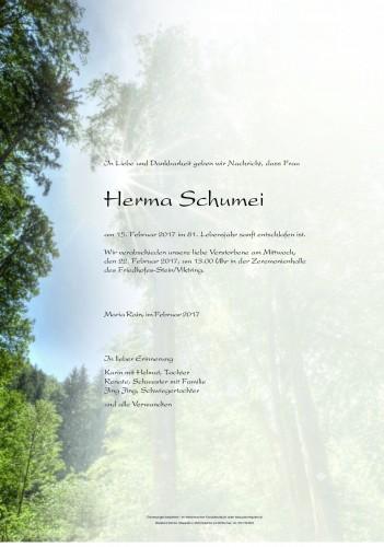 Herma Schumei