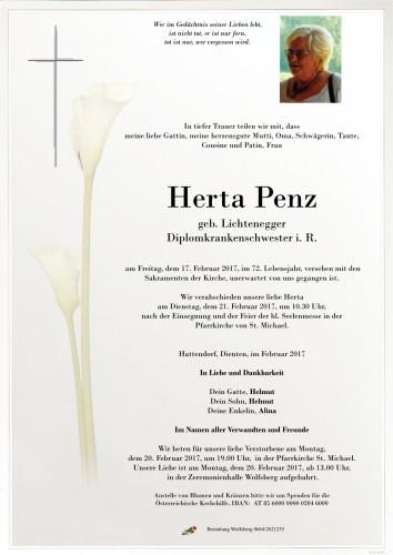 Herta Penz