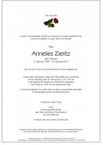 Zieritz Annelies