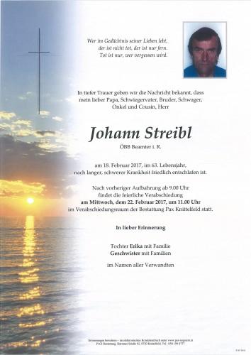 Johann Streibl