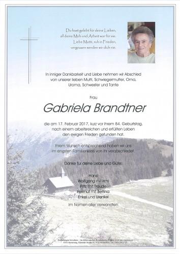 Gabriela Brandtner
