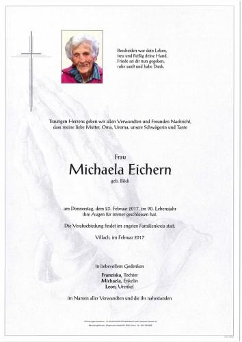 Michaela Eichern geb. Böck