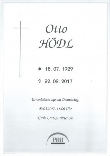 Otto Hödl