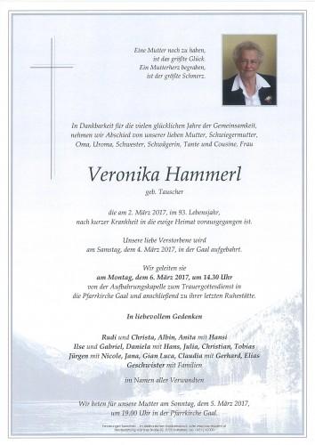 Veronika Hammerl