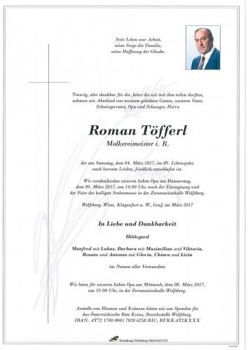 Roman Töfferl