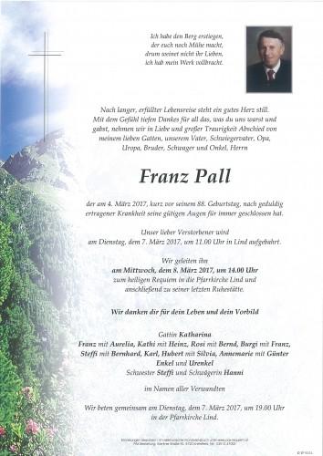 Franz Pall