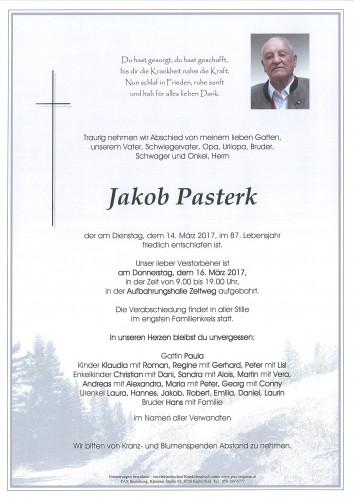 Jakob Pasterk