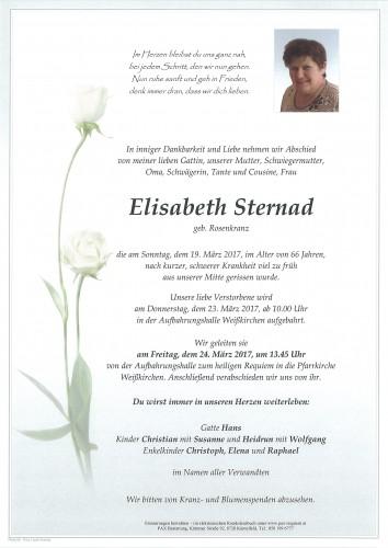 Elisabeth Sternad