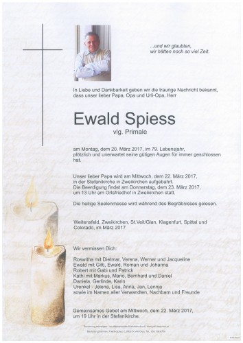 Ewald Spiess