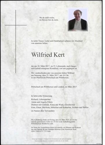 Wilfried Kert