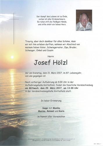 Josef Hölzl