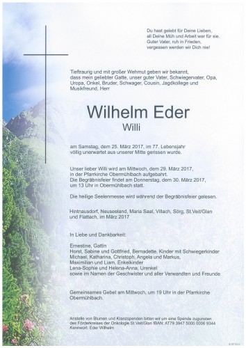 Wilhelm Eder