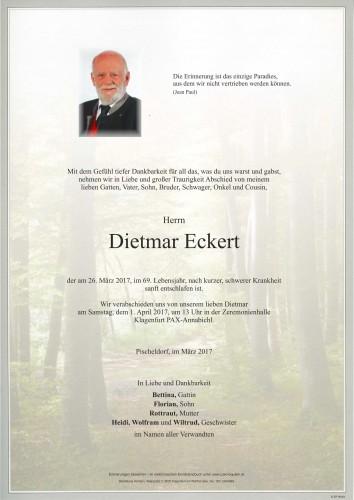 Dietmar Eckert