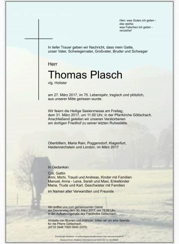 Thomas Plasch