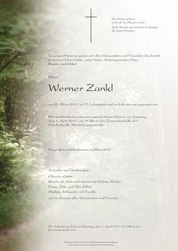 Werner Zankl