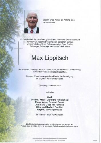 Max Lippitsch