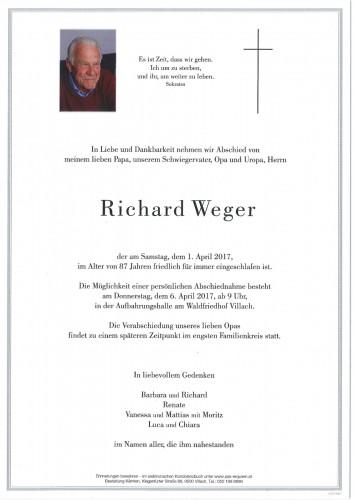 Richard Weger
