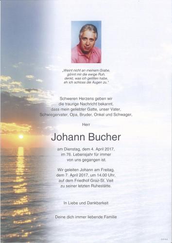 Bucher Johann