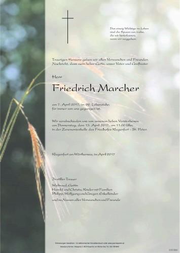 Friedrich Marcher
