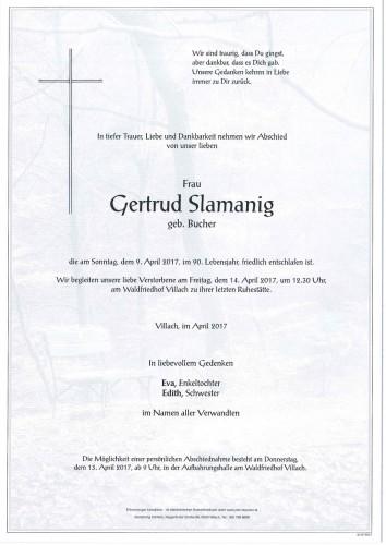 Gertrud Slamanig