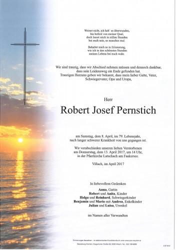 Robert Josef Pernstich