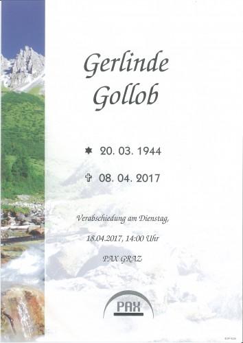 Gollob Gerlinde