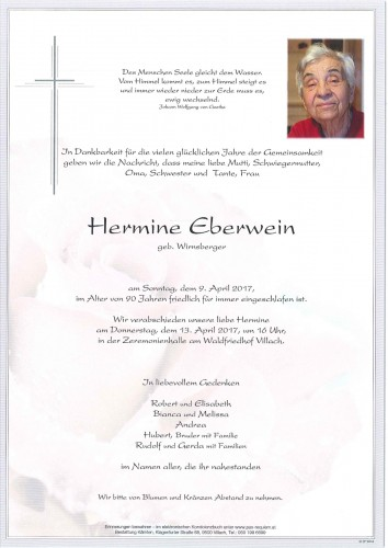 Hermine Eberwein
