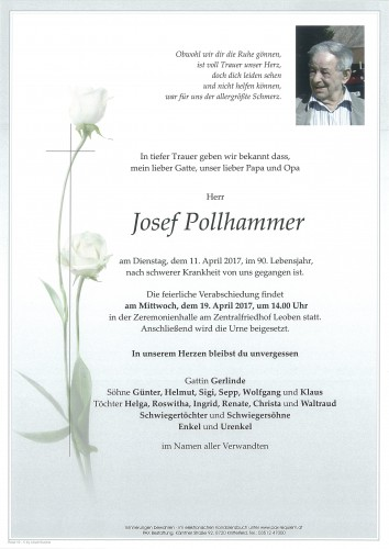 Josef Pollhammer