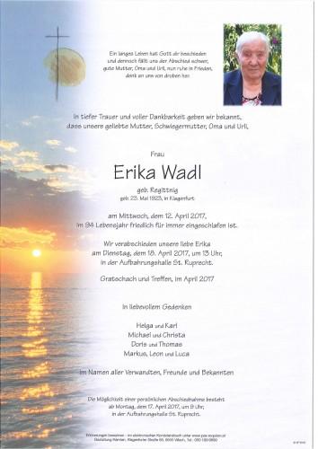 Erika Wadl