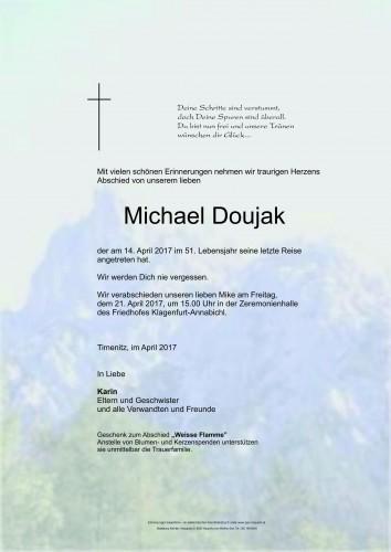 Michael Doujak