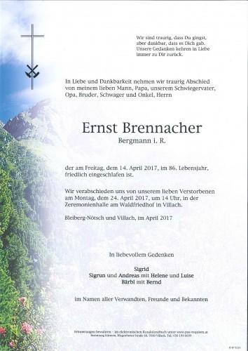 Ernst Brennacher