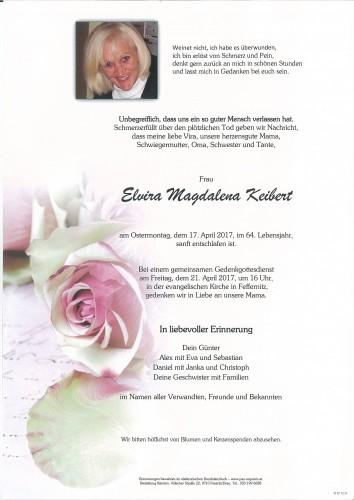 Elvira Magdalena Keibert