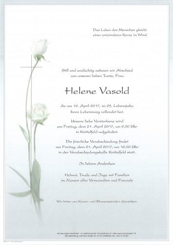 Helene Vasold