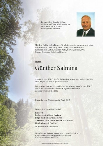 Günther Salmina