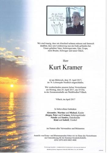 Kurt Kramer