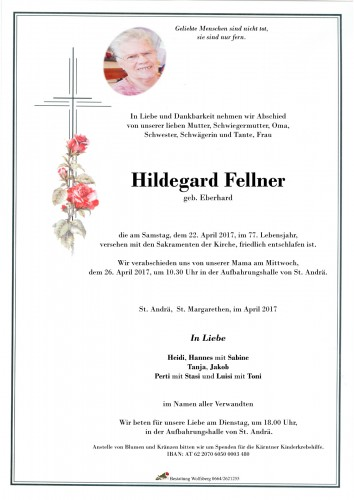 Hildegard Fellner