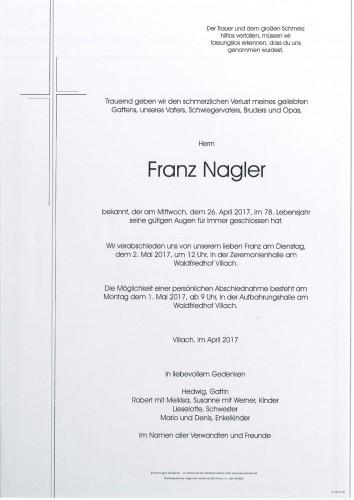 Franz Nagler