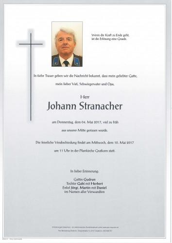 Johann Stranacher