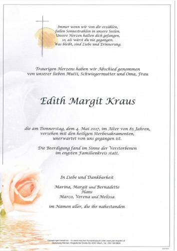 Edith Margit Kraus