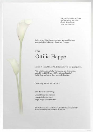 Ottilia Happe
