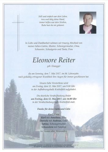Eleonore Reiter