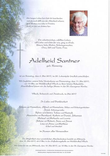 Adelheid Santner