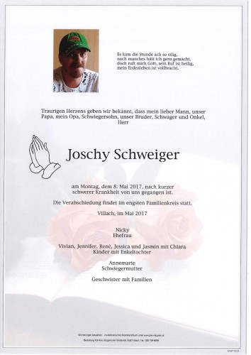 Josef Schweiger