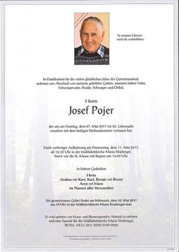 Josef Pojer